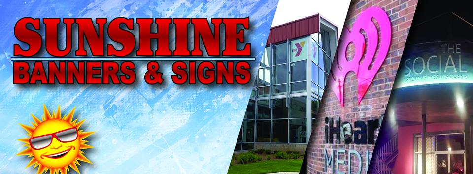 Sunshine Banners and Signs in Columbus, GA specializes in custom banners, signs, posters and more!