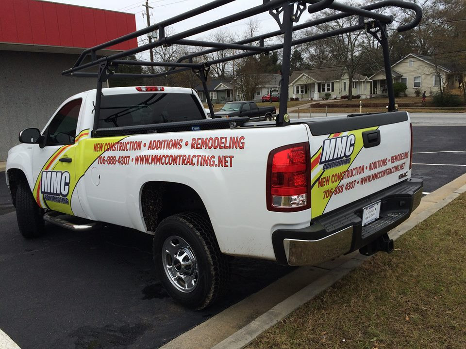 Sunshine banners signs vehicle graphics application process is designed to make your art look as