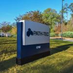 Path-Tec Monument Signage