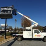 We Service Outdoor Signs!